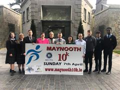 Maynooth 10K/5K APRIL 7TH