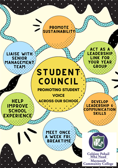 Student Council 2021-2022: Self Nominations Now Open